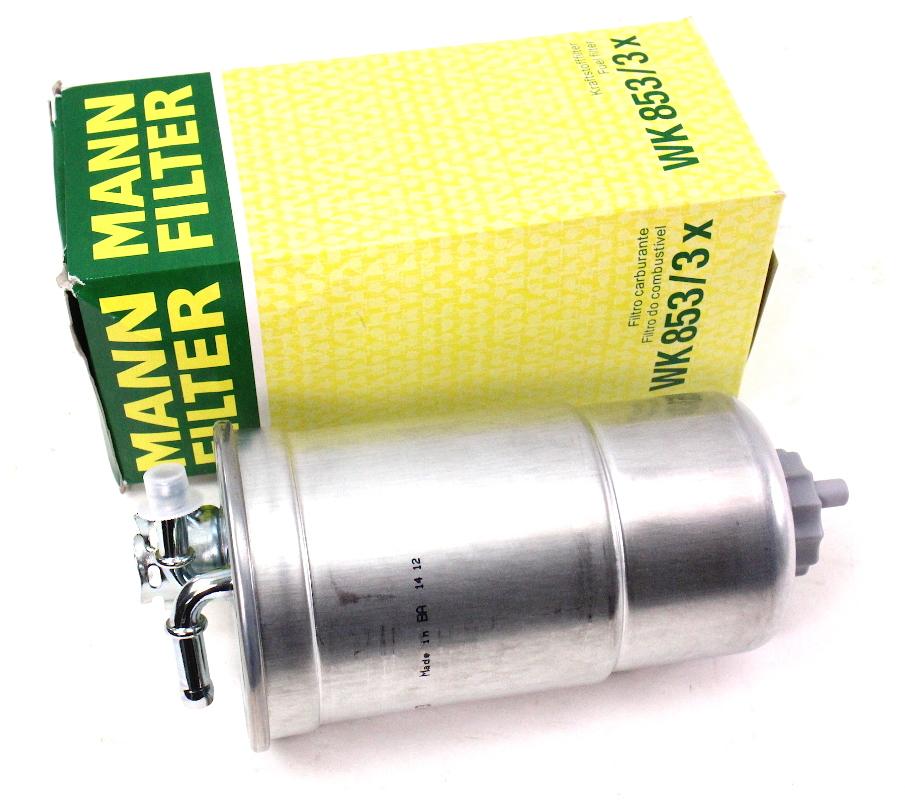 Mann 3 X Fuel Filter 99