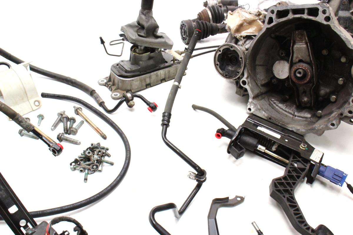 Parts Diagram 99 Sf5 5 Speed Manual Transmission Nv4500 Case Ej205 444 2016 2017 For Sale