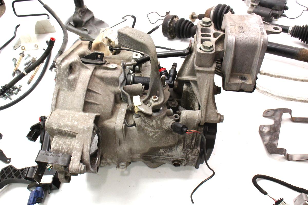 vw manual transmission parts