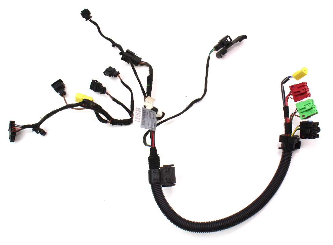 lh heated seat pigtail wiring harness plug 02 05 audi a4. Black Bedroom Furniture Sets. Home Design Ideas