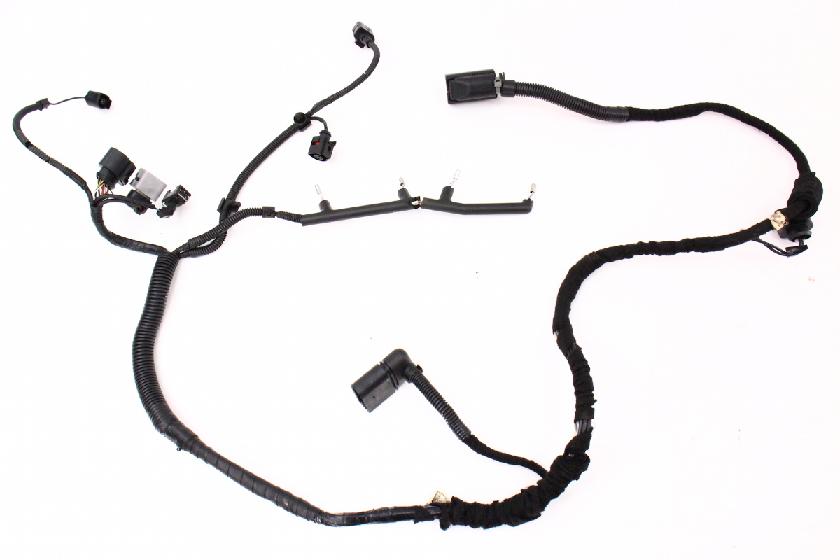 engine ecu wiring harness 2001 vw jetta mk4 - 1 9 tdi alh