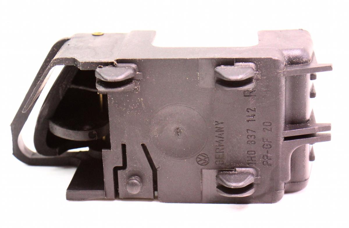 Rh interior door handle pull vw jetta golf gti mk3 black genuine 1h0 837 142 carparts4sale inc for Vw jetta interior replacement parts
