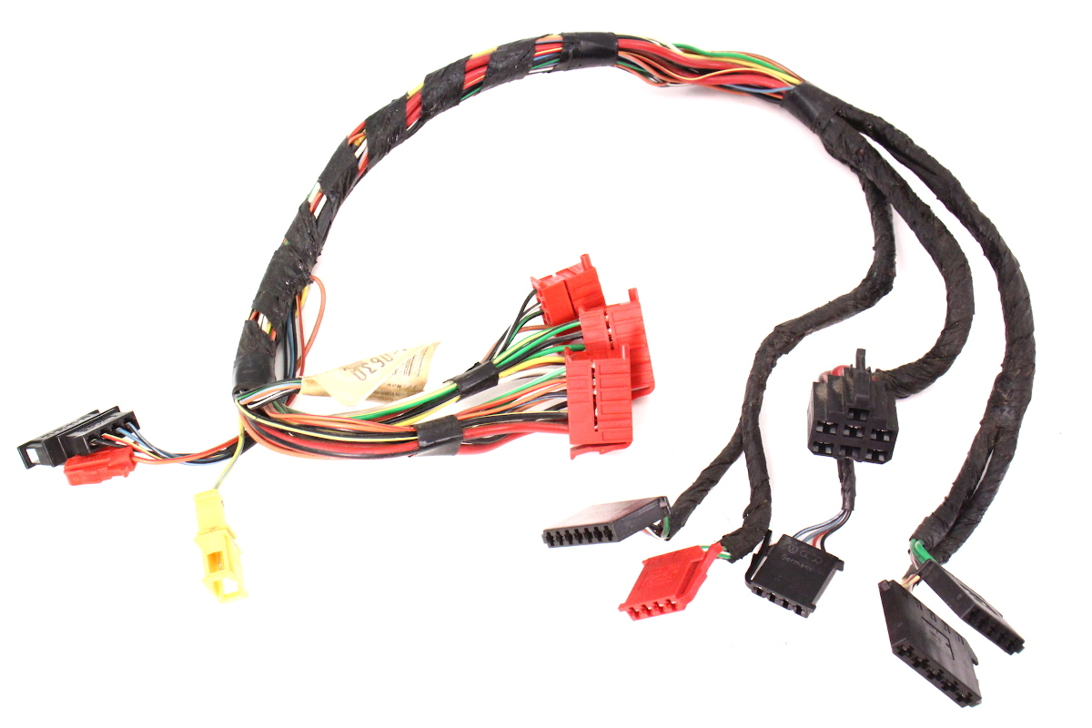 Steering Column Igntion Wiring Harness Vw Jetta Golf