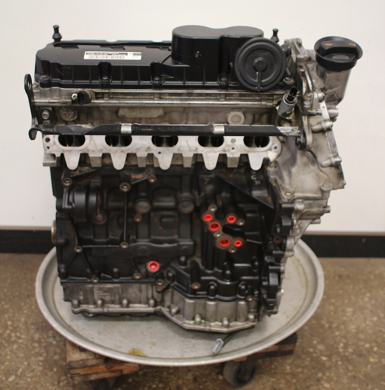 Vw Bug Engines For Sale Used: 2.5 Engine Motor Assembly Longblock Long Block CBU 06-10