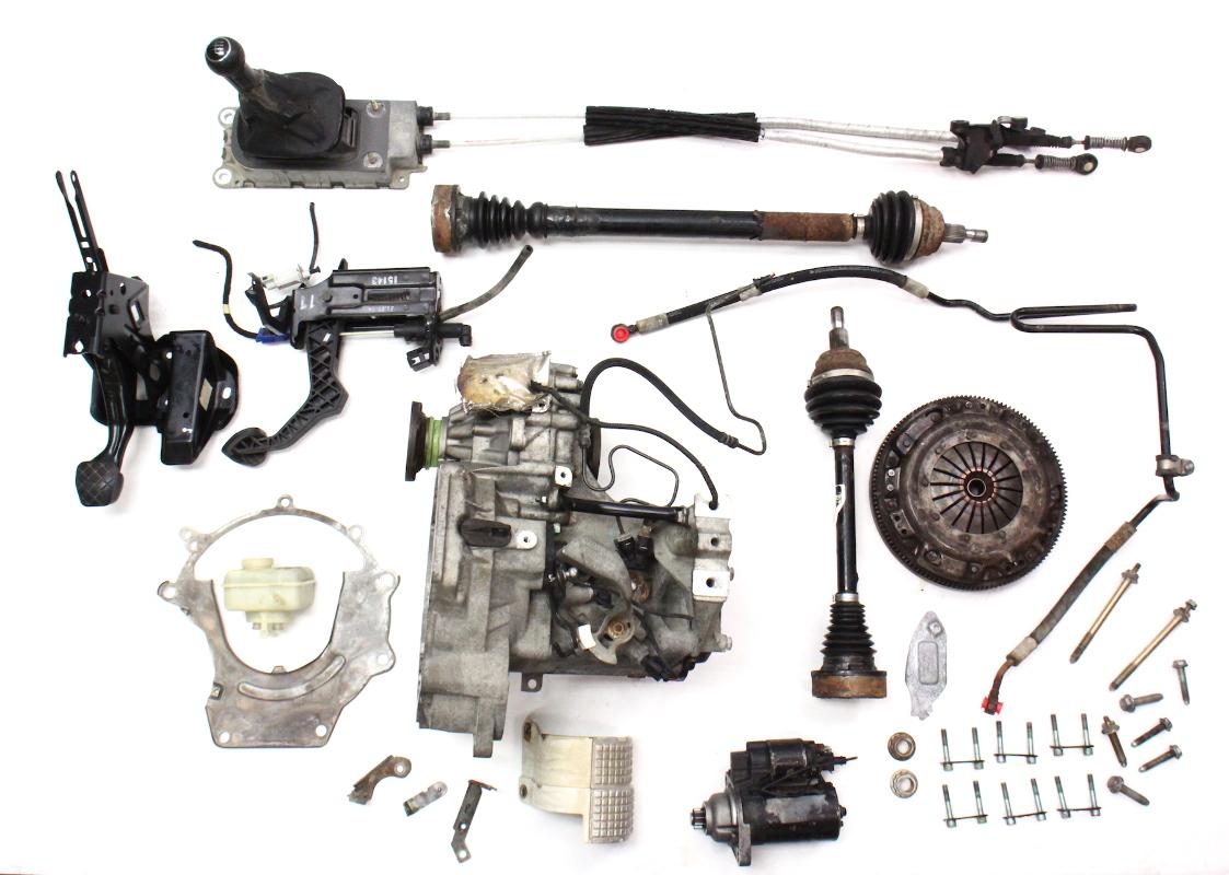 Manual Transmission Swap Parts Kit 9905    VW       Jetta       Golf       MK4