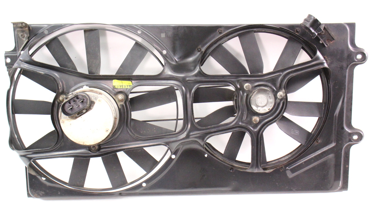 Radiator Electric Fan Motor Blades 95 97 Vw Passat B4