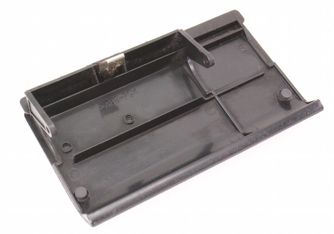 center console ash tray obd cover trim 96 99 audi a4 b5 geniune. Black Bedroom Furniture Sets. Home Design Ideas