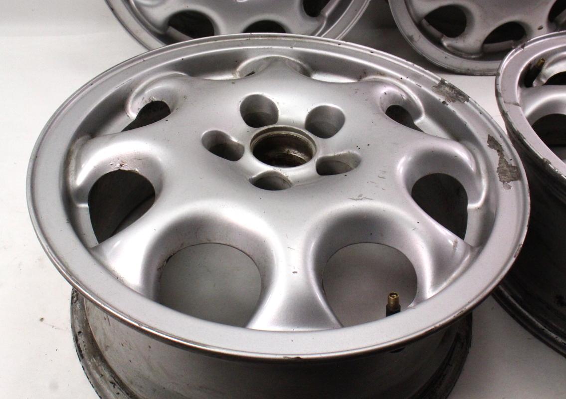 Set Of 4 Stock Bbs 15 Quot Alloy Wheel Rims 95 97 Vw Passat B4 5x100 Vr6 Gti Mk3 Oe Carparts4sale