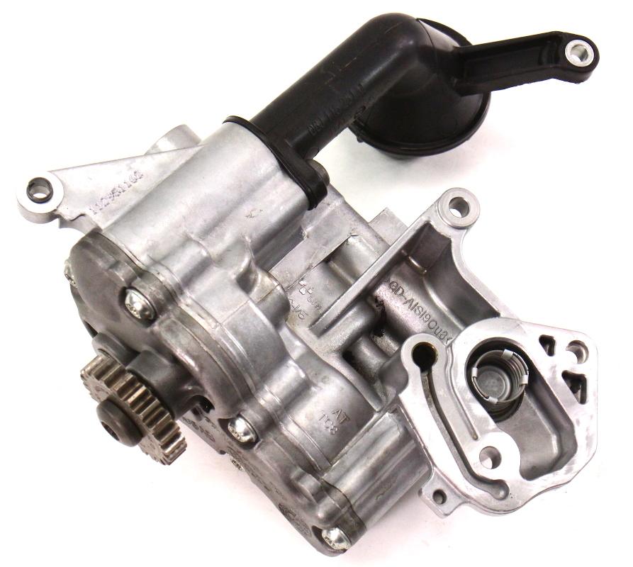 Engine oil pump vw jetta gti cc passat eos audi a4 a5 2 0t tsi 06j 115 106 ab carparts4sale Audi a5 motor oil
