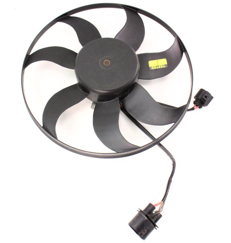 Lh 360mm Electric Cooling Fan Motor Vw Jetta Golf Gti Mk5