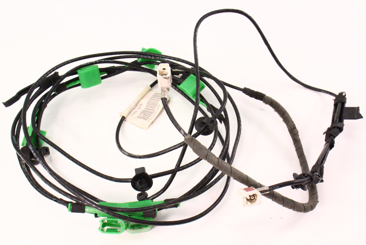 radio antenna wiring harness 06 10 vw passat b6 genuine. Black Bedroom Furniture Sets. Home Design Ideas