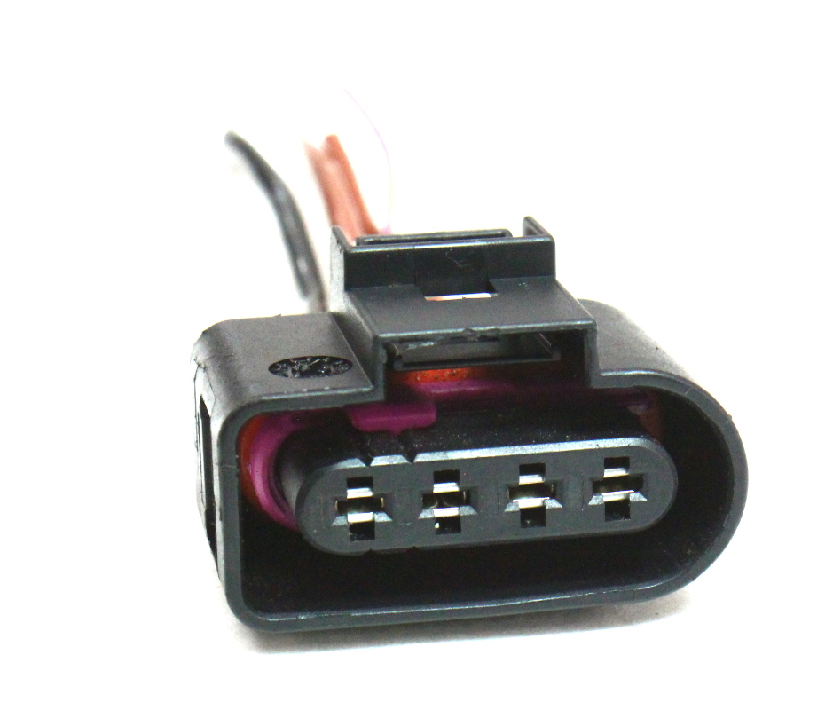 ignition coil plug pigtail harness 2004 vw phaeton touareg. Black Bedroom Furniture Sets. Home Design Ideas