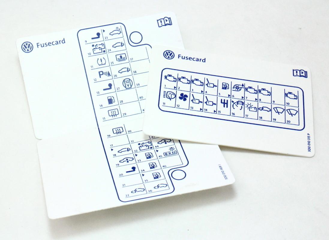 fuse card diagram key 04 06 vw phaeton 3d0 010 315 p. Black Bedroom Furniture Sets. Home Design Ideas
