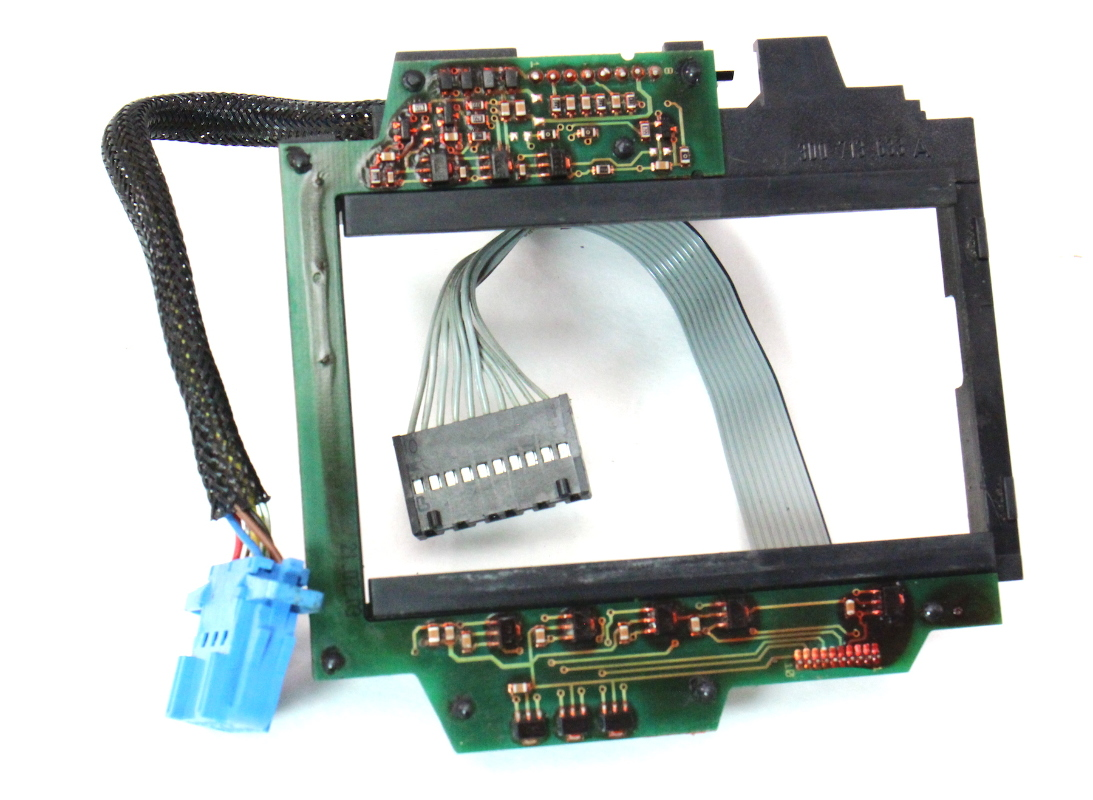 shift shifter selector circuit board 04 06 vw phaeton v8. Black Bedroom Furniture Sets. Home Design Ideas