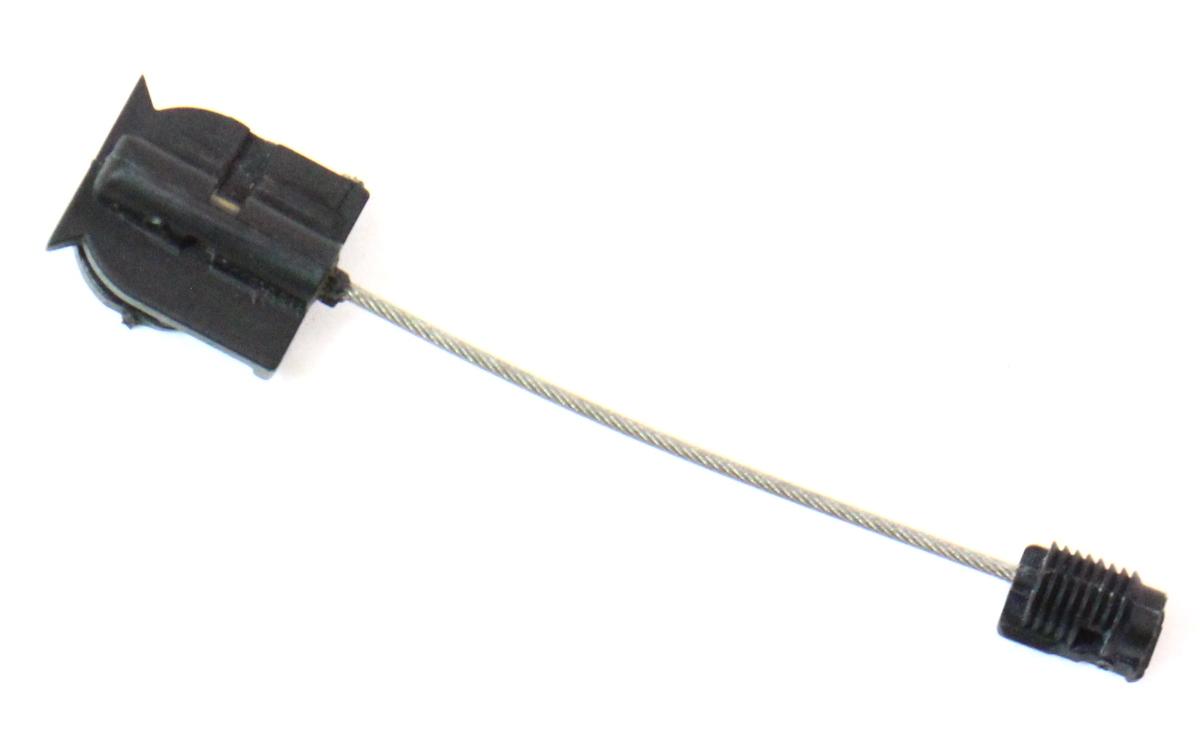 Rh Front Short Door Latch Handle Bowden Cable 06 09 Vw