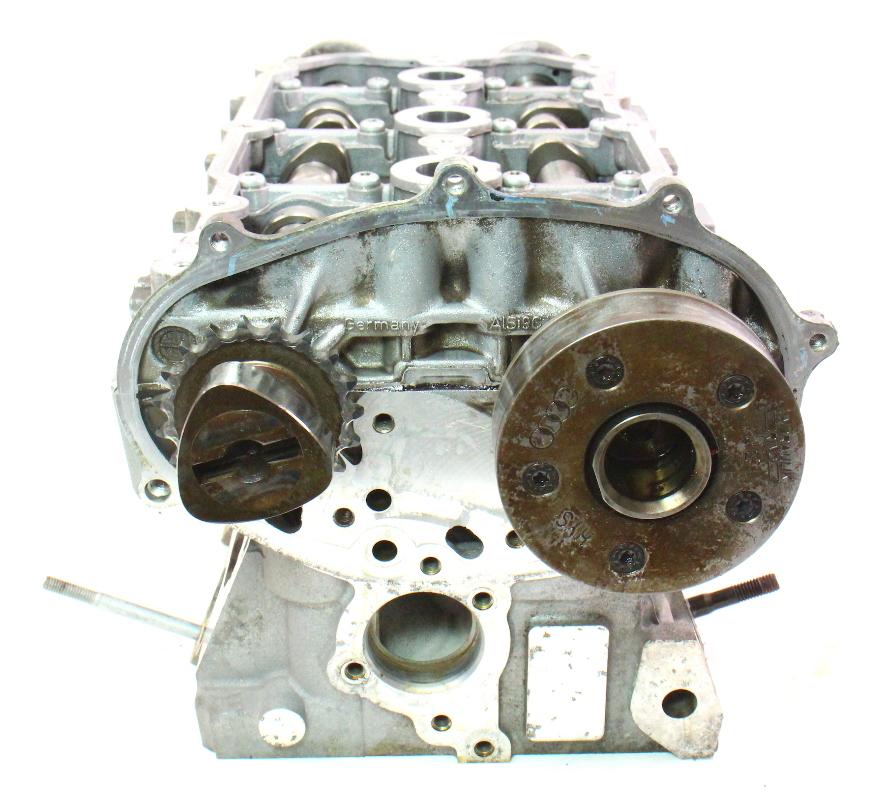 Cylinder Head 2.0T FSI BPY 06-10 VW Jetta GTI Passat Audi