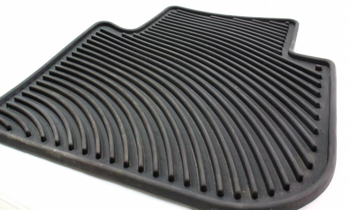 Rubber floor mats vw passat -  Lh Rear Rubber Floor Mat 12 14 Vw Passat B7 Genuine Monster Mat 561