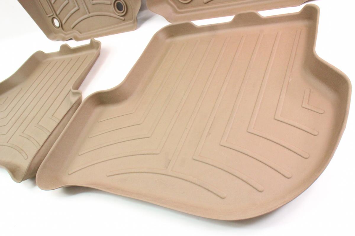 Rubber floor mats vw jetta -  Weathertech Rubber Floor Mats 05 10 Vw Jetta Golf Rabbit Mk5 442691 00481