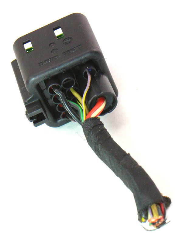 Glow Plug Relay Pigtail Harness 05