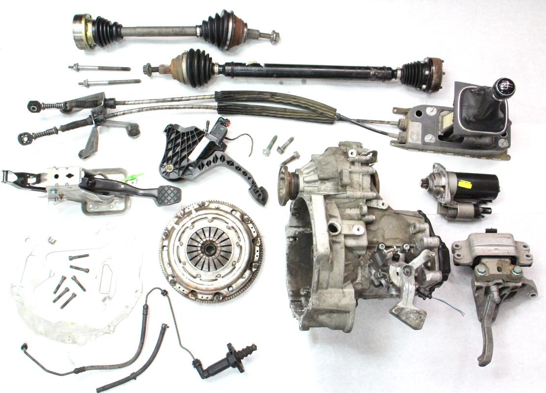 Tdi Manual Transmission Swap Parts Kit 05