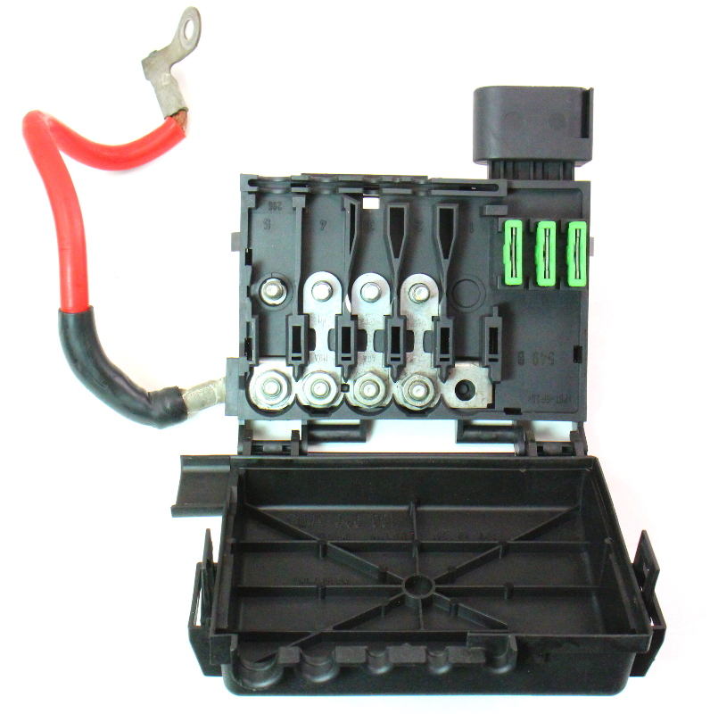 battery fuse box 99 03 vw new beetle tdi distribution block 1c0 937 549 b carparts4sale inc
