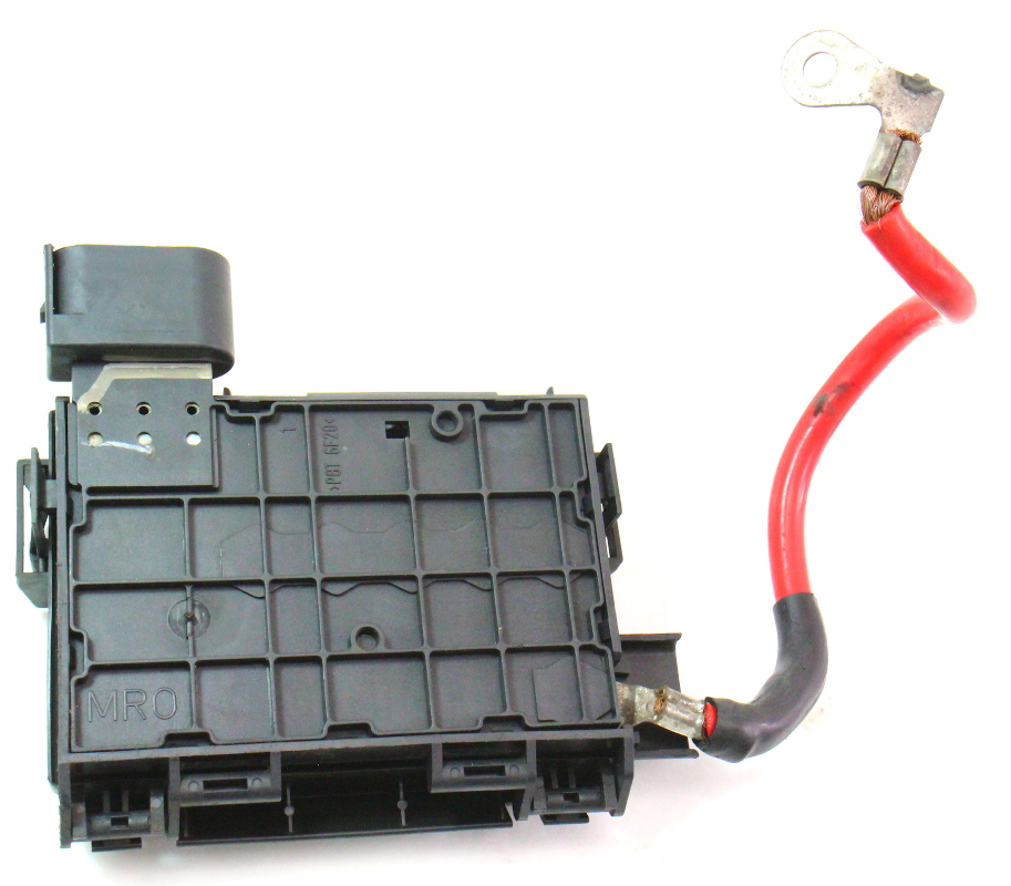battery fuse box 99 03 vw new beetle tdi distribution. Black Bedroom Furniture Sets. Home Design Ideas