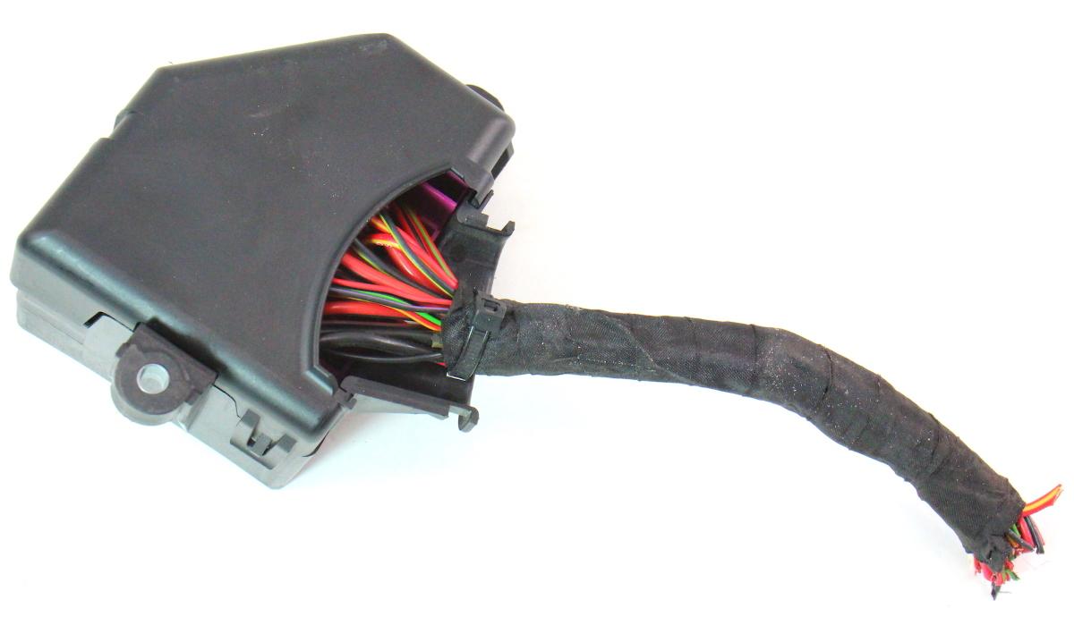Under Dash Fuse Box Panel 06