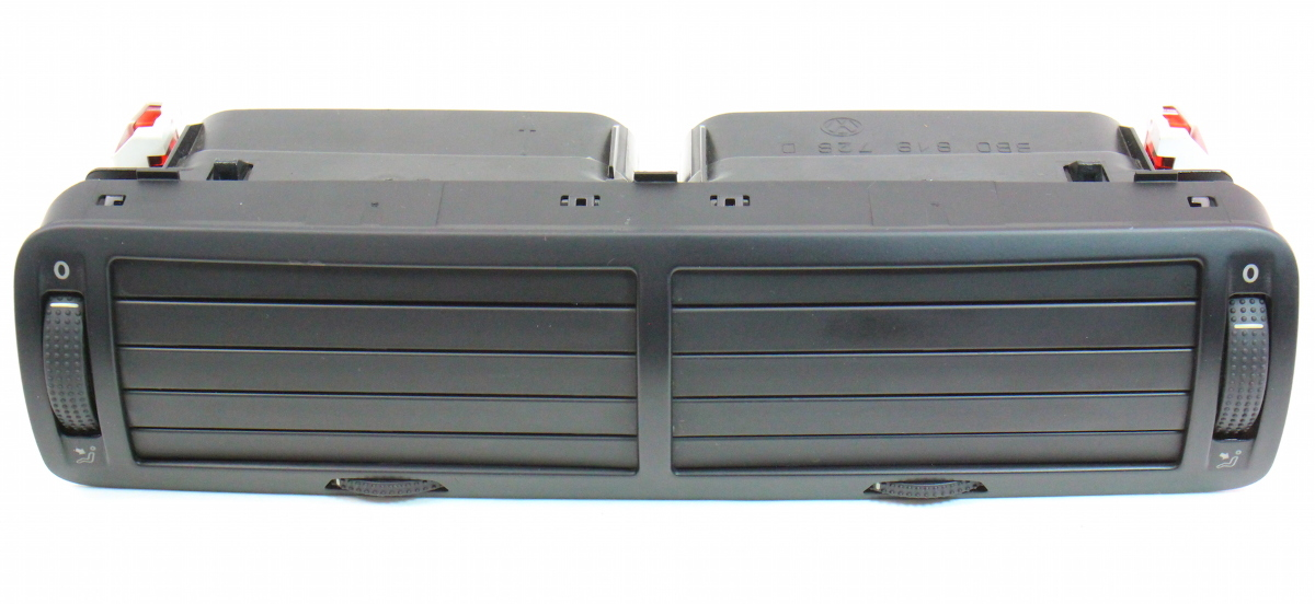 center dash lighted air vents 98 05 vw passat b5 b5 5. Black Bedroom Furniture Sets. Home Design Ideas