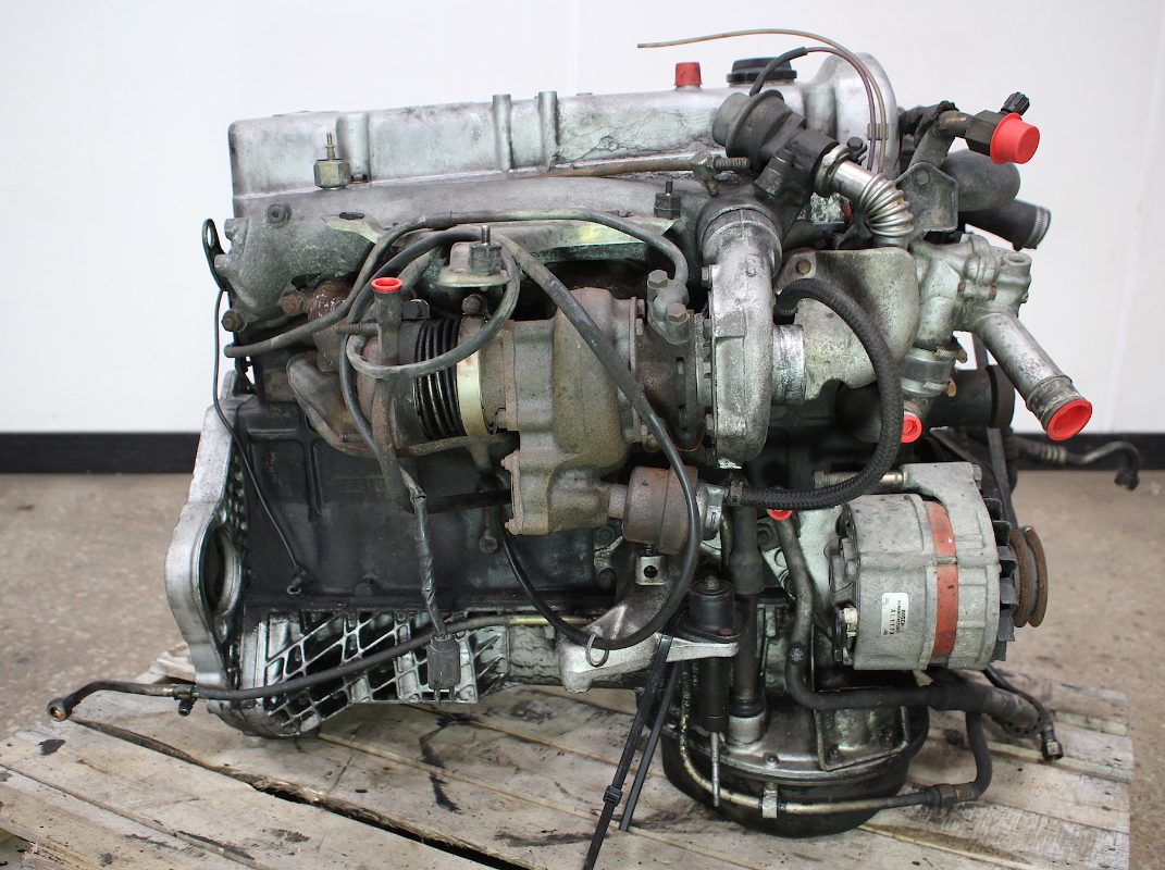 Mercedes 300d engine ebay autos post for Mercedes benz om617