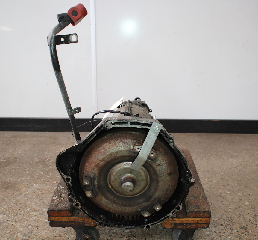 Automatic transmission 81 85 mercedes benz 300sd for Mercedes benz transmission parts