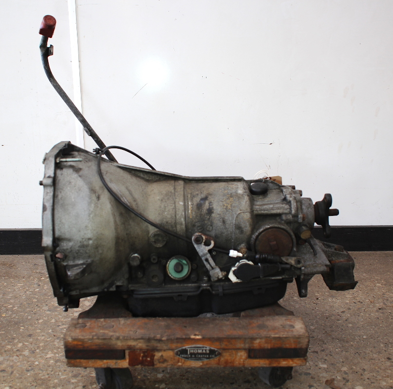 Automatic transmission 81 85 mercedes benz 300sd for Mercedes benz manual transmission for sale