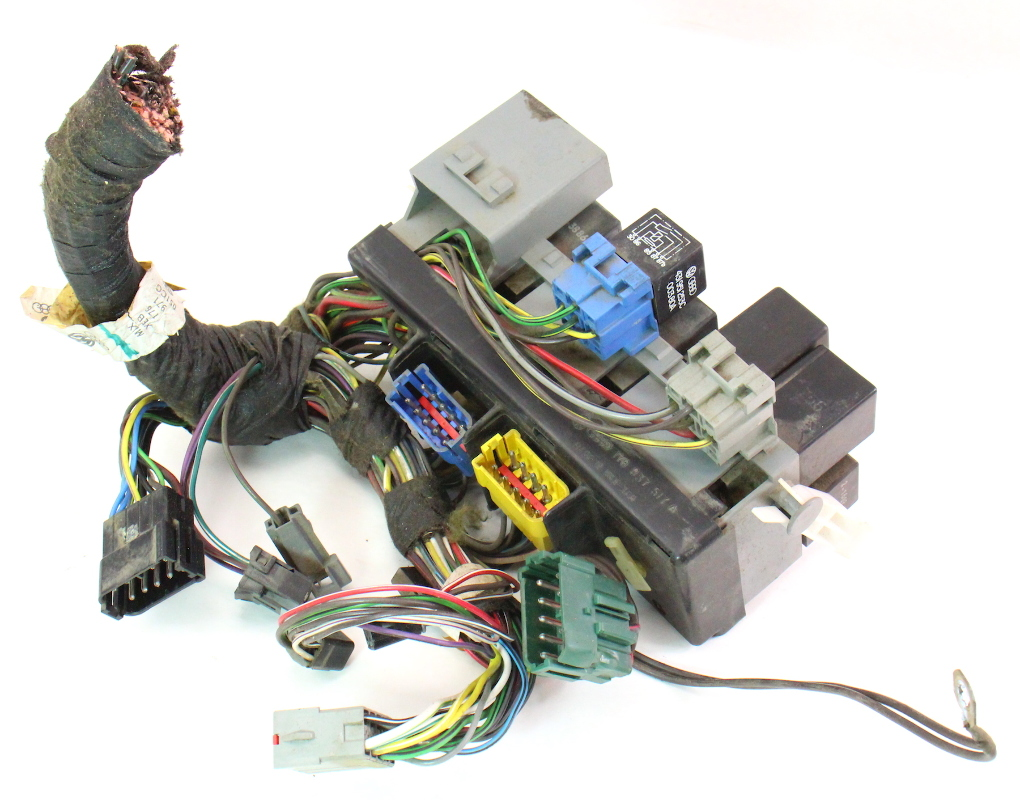 Dash Fuse Box Block Relays Wiring 85