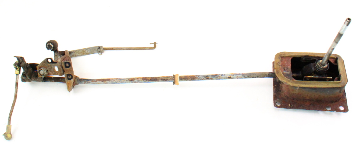 5 Speed Manual Transmission Shifter Linkage Rods 85