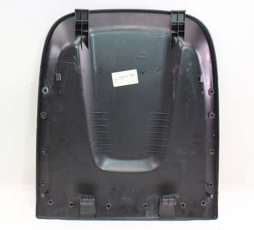 2003 Audi S6 Interior: Front Seat Rear Back Panel Trim Pocket 09-16 Audi A4 B8