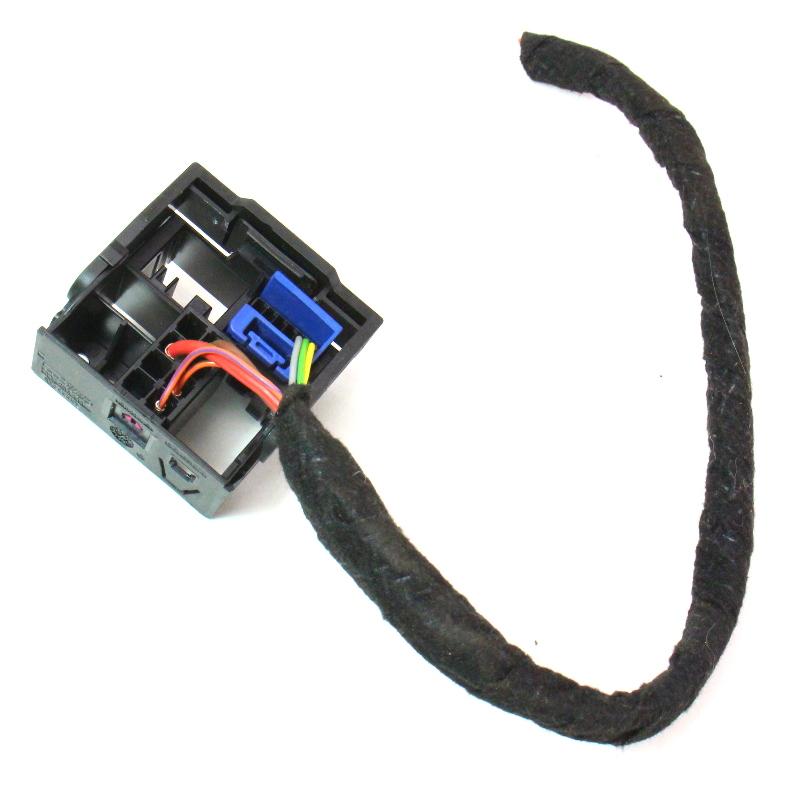 2004 audi a4 radio wiring diagram radio head uniit wiring harness pigtail plug 09 audi a4 b8 ... #15