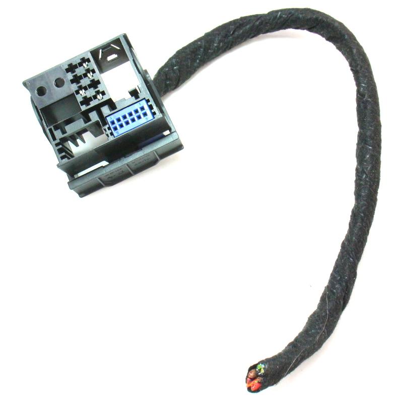 08 audi a4 radio wiring harness radio head uniit wiring harness pigtail plug 09 audi a4 b8 ... 2001 audi a4 radio wiring diagrams
