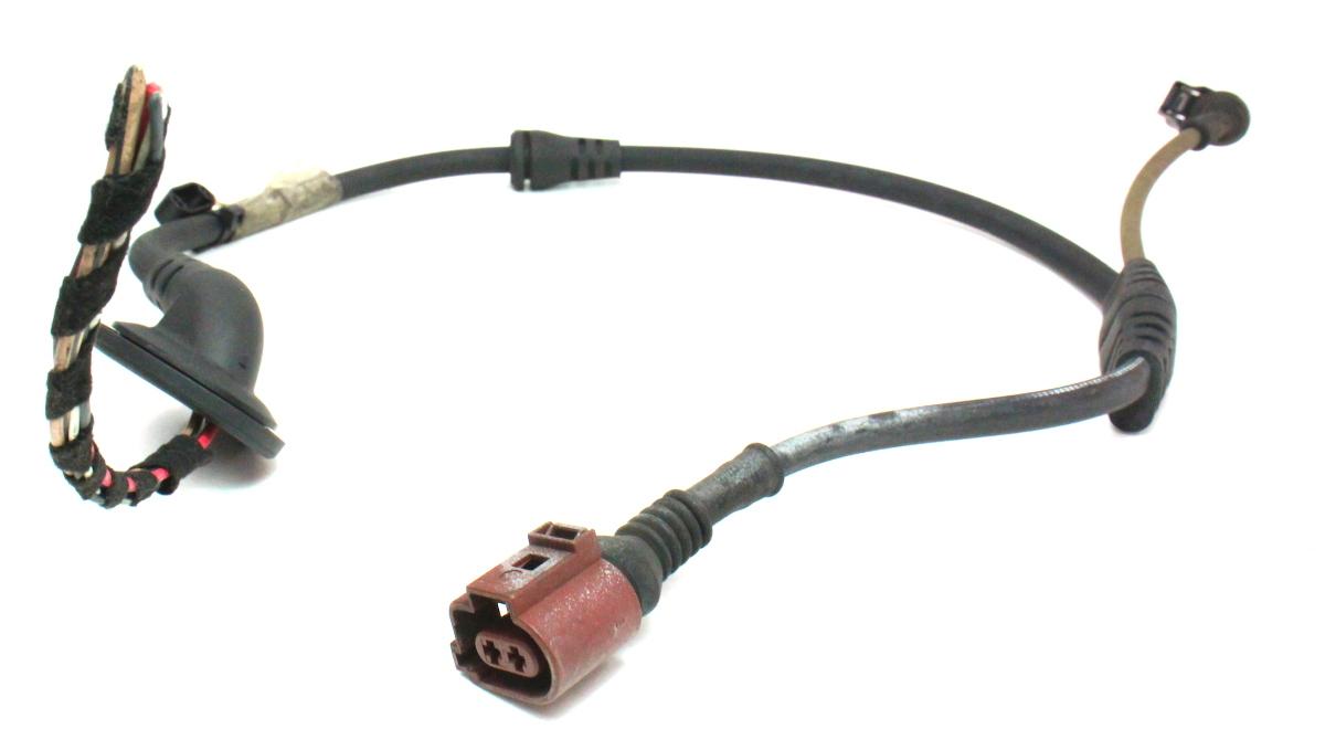 Rear Brake Abs Sensor Wiring Harness Pigtail Plug 09-16 Audi A4 B8