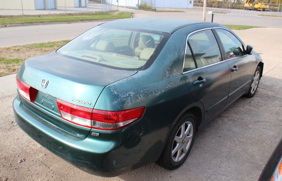 2003 honda accord ex v6 169k miles automatic. Black Bedroom Furniture Sets. Home Design Ideas