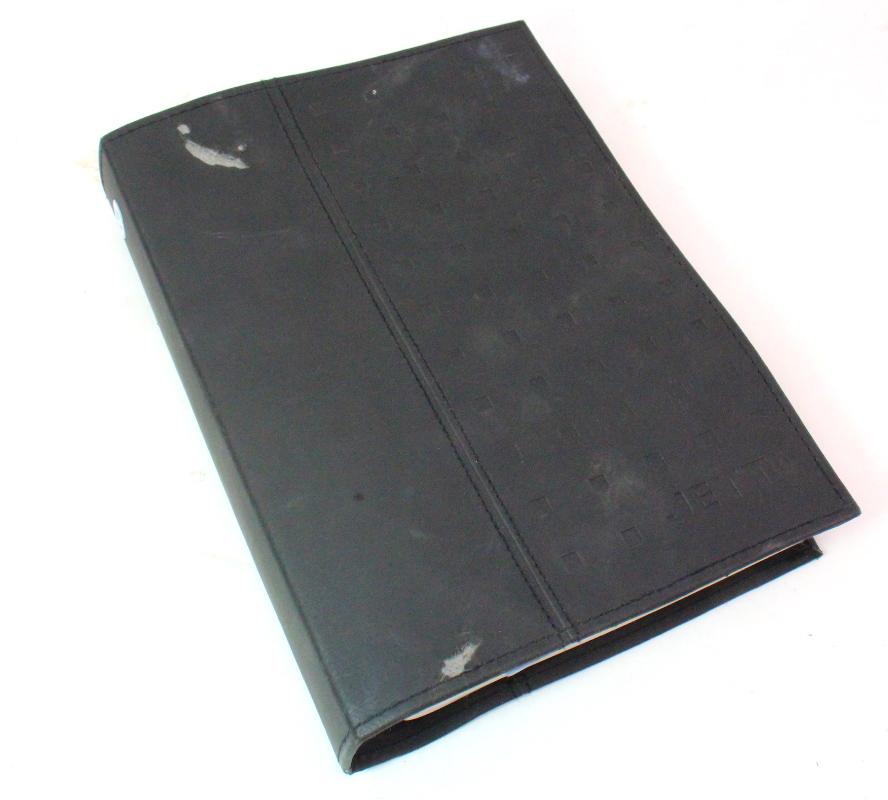 vw jetta owners manual