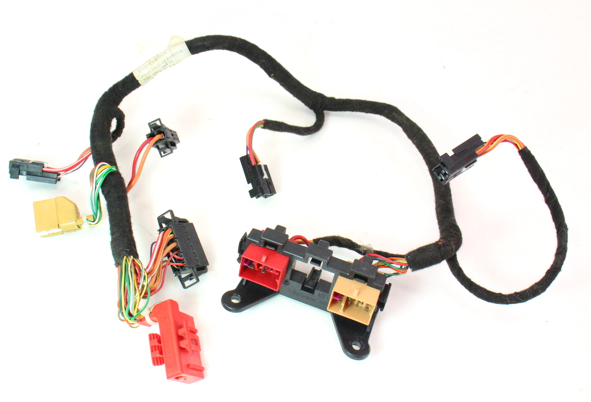 Lh Driver Front Seat Wiring Harness 99