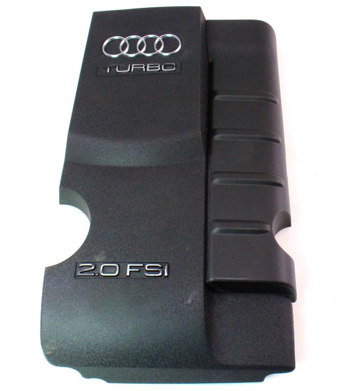 Plastic Engine Cover 05-08 Audi A4 B7 2.0T FSI
