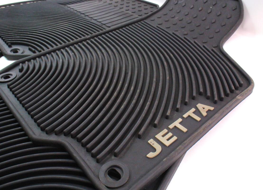 Rubber floor mats vw jetta -  All Season Weather Rubber Monster Floor Mat Set 99 05 Vw Jetta Mk4 Genuine