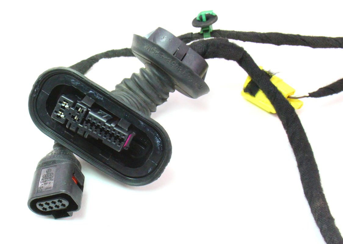 cp043109 rh front door wiring harness 05 08 audi a4 s4 b7 genuine 8e1 971 029 af 3 rh front door wiring harness 05 08 audi a4 s4 b7 genuine 8e1 audi a3 door wiring harness at alyssarenee.co