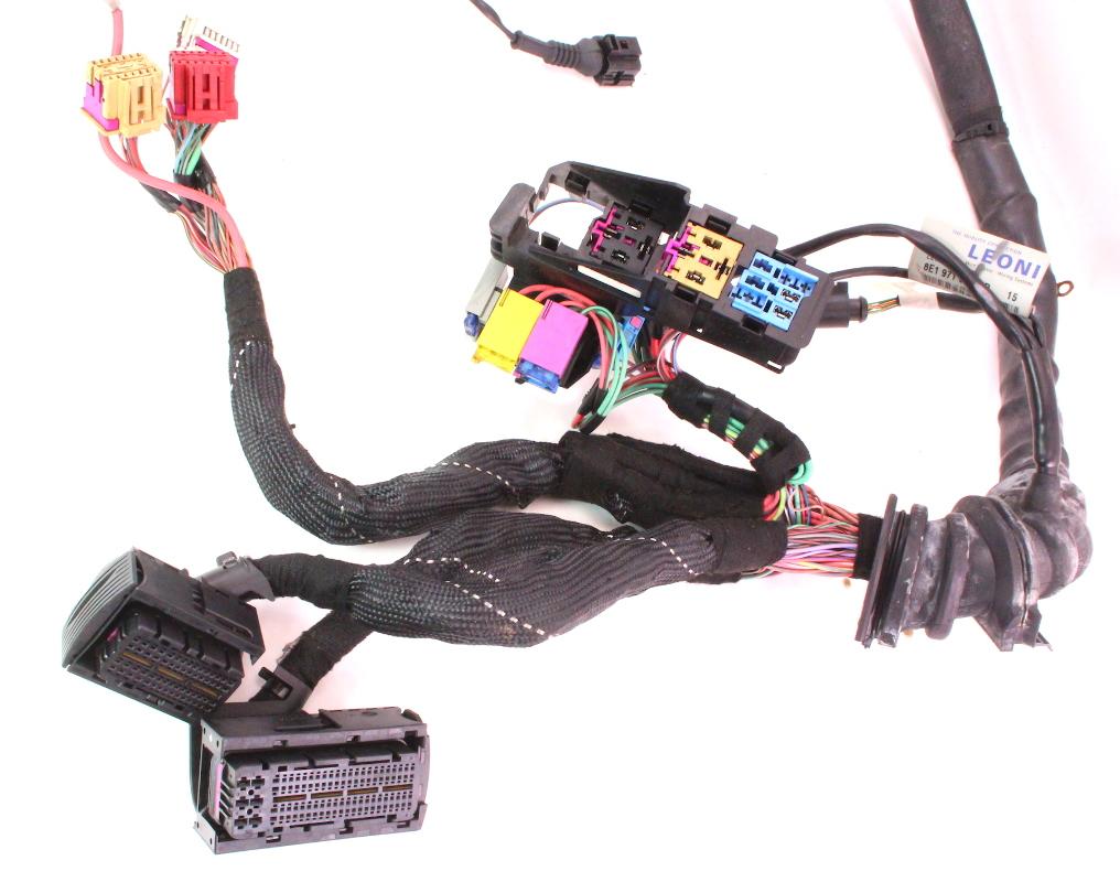 Engine wiring harness audi a b t bwt fsi e