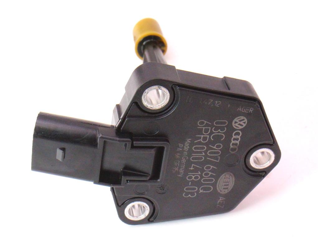 Engine Oil Level Sensor 09 12 Audi A4 B8 A5 2 0t Caeb Tfsi 03c 907 660 Q Carparts4sale Inc