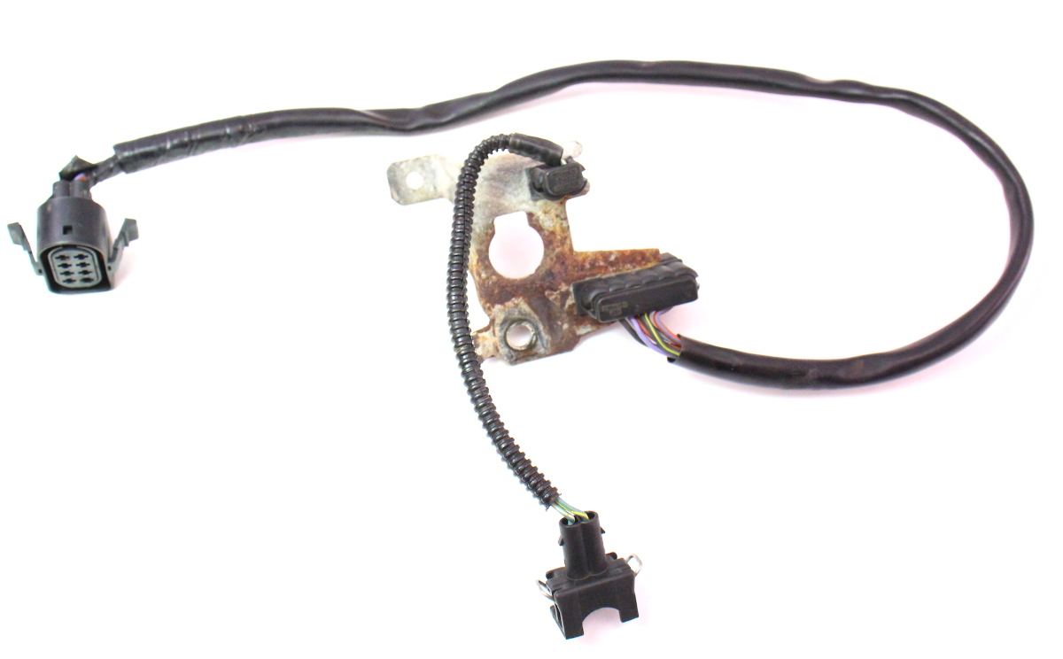 Transmission wiring harness connectors dlz vw jetta