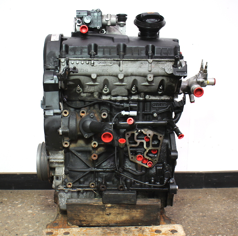 engine motor long block 04 05 vw jetta golf mk4 beetle