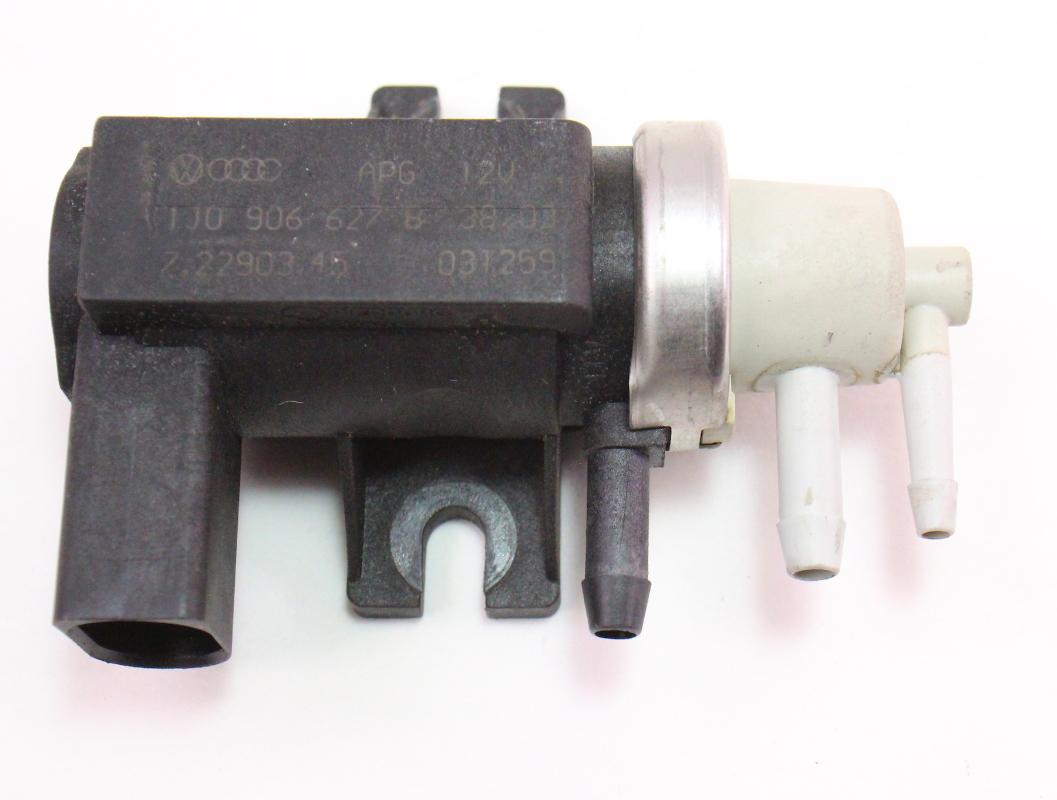 boost pressure valve n75 99 05 vw jetta golf beetle mk4 tdi 1j0 906 627 b carparts4sale inc. Black Bedroom Furniture Sets. Home Design Ideas
