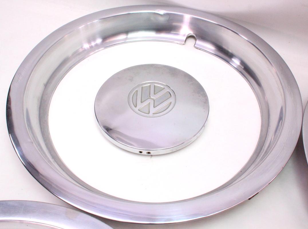 Chrome Wheel Center Hub Cap Hubcap Set W Beauty Rings 75