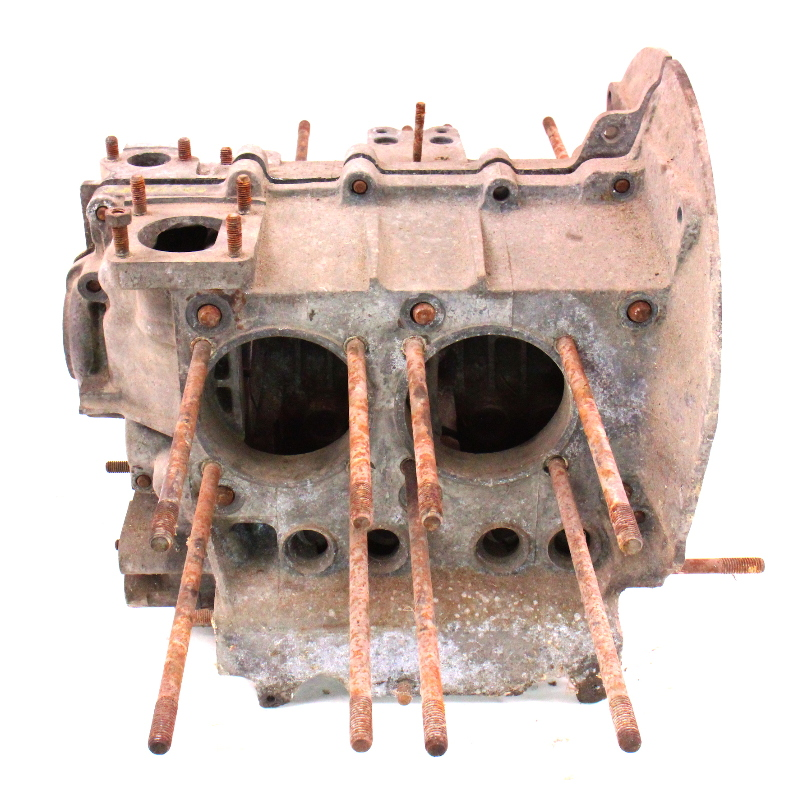 Engine Block Case 70 VW Type 3 Aircooled Fuel Inject Dual